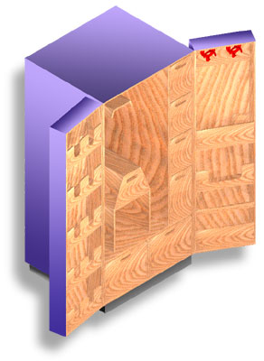 1000 images about tack trunk designs on pinterest tack for Tack cabinet plans