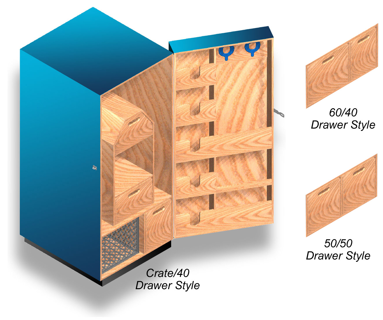 Elite Tack Design Western Tack Cabinet Low Cost Simple